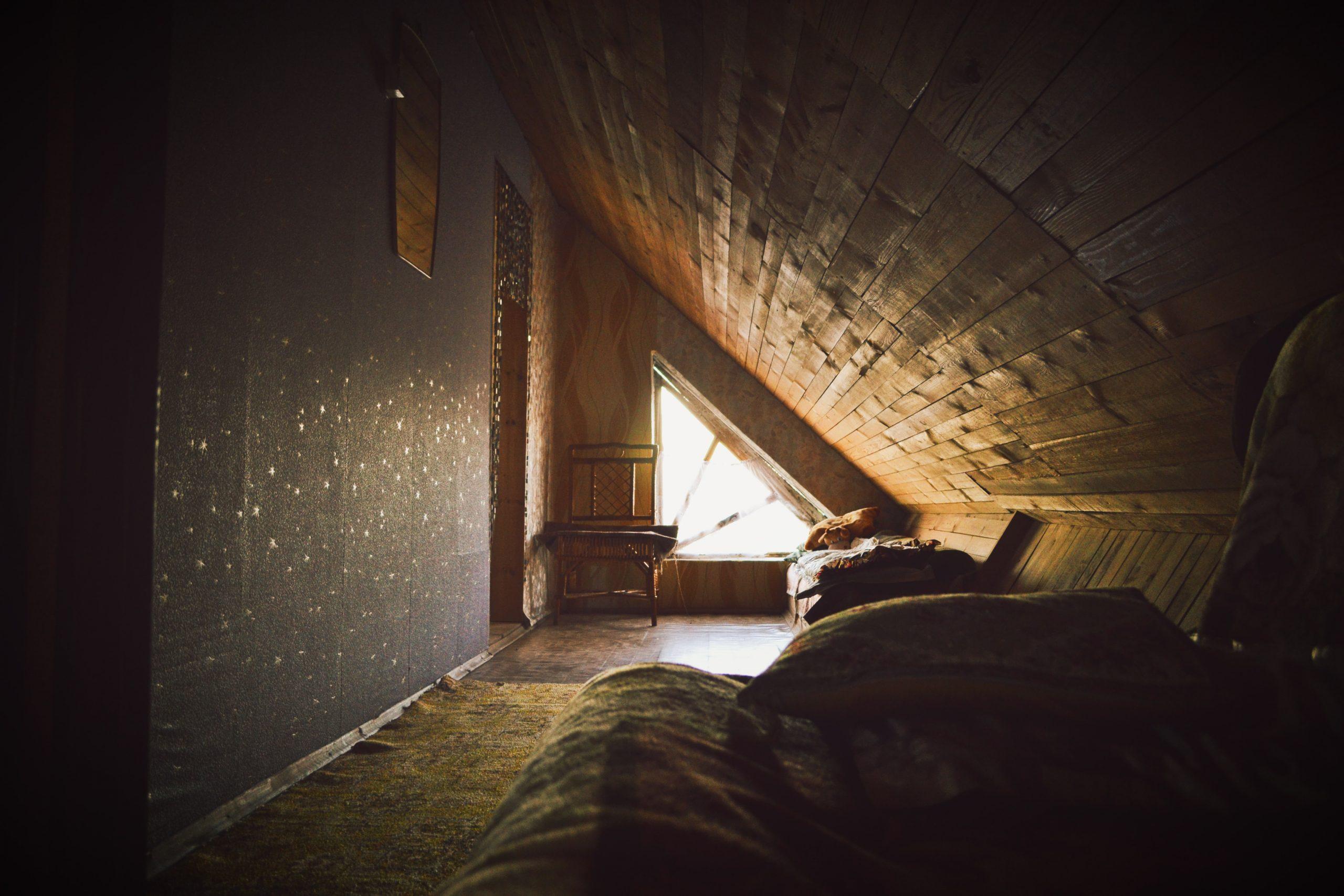 Comment aménager un grenier et le transformer en chambre ? 1