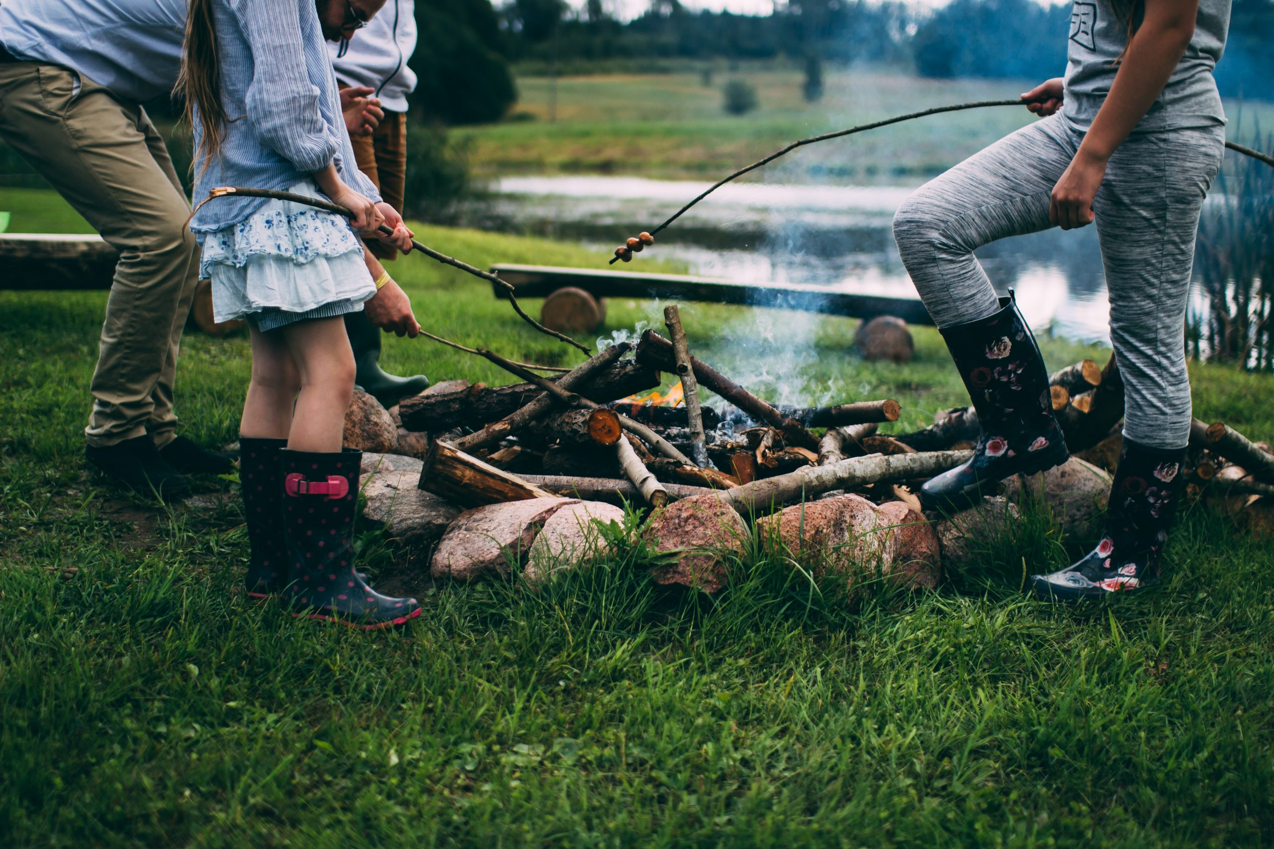 25 conseils pour camper avec vos enfants 1