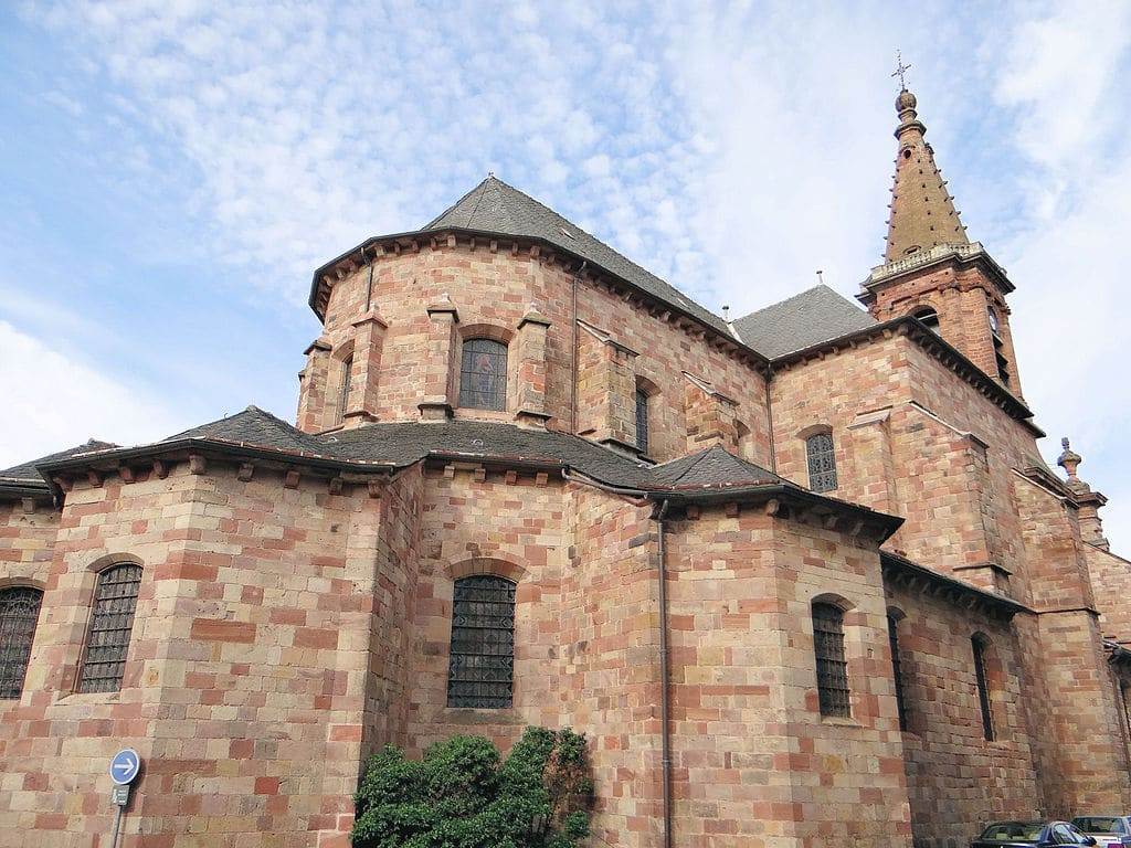 Eglise Saint Amans à Rodez