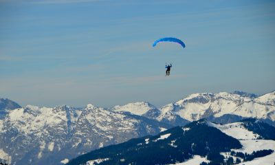 Parapente et Speed Rising à Chamonix : sensations garanties 2