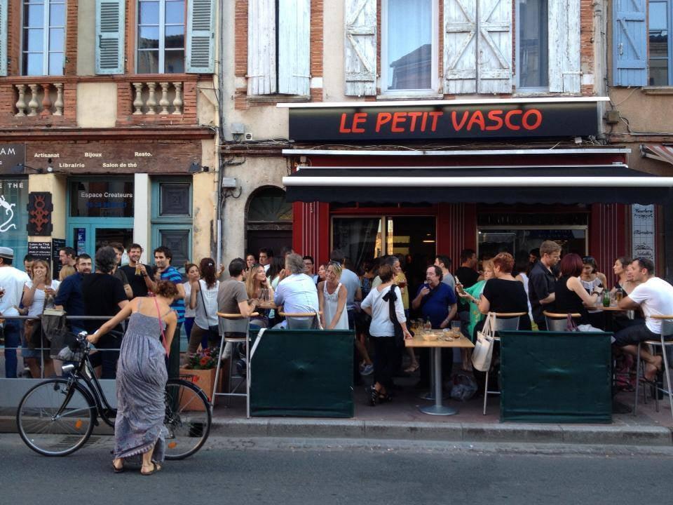 Le petit Vasco bar à Toulouse
