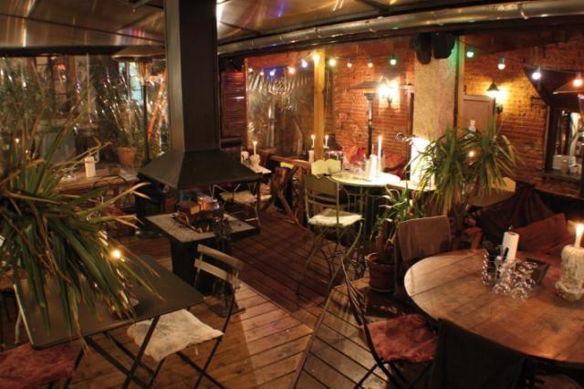 Le bar à la Une à Toulouse