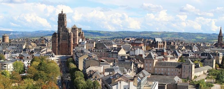 Centre ville de Rodez