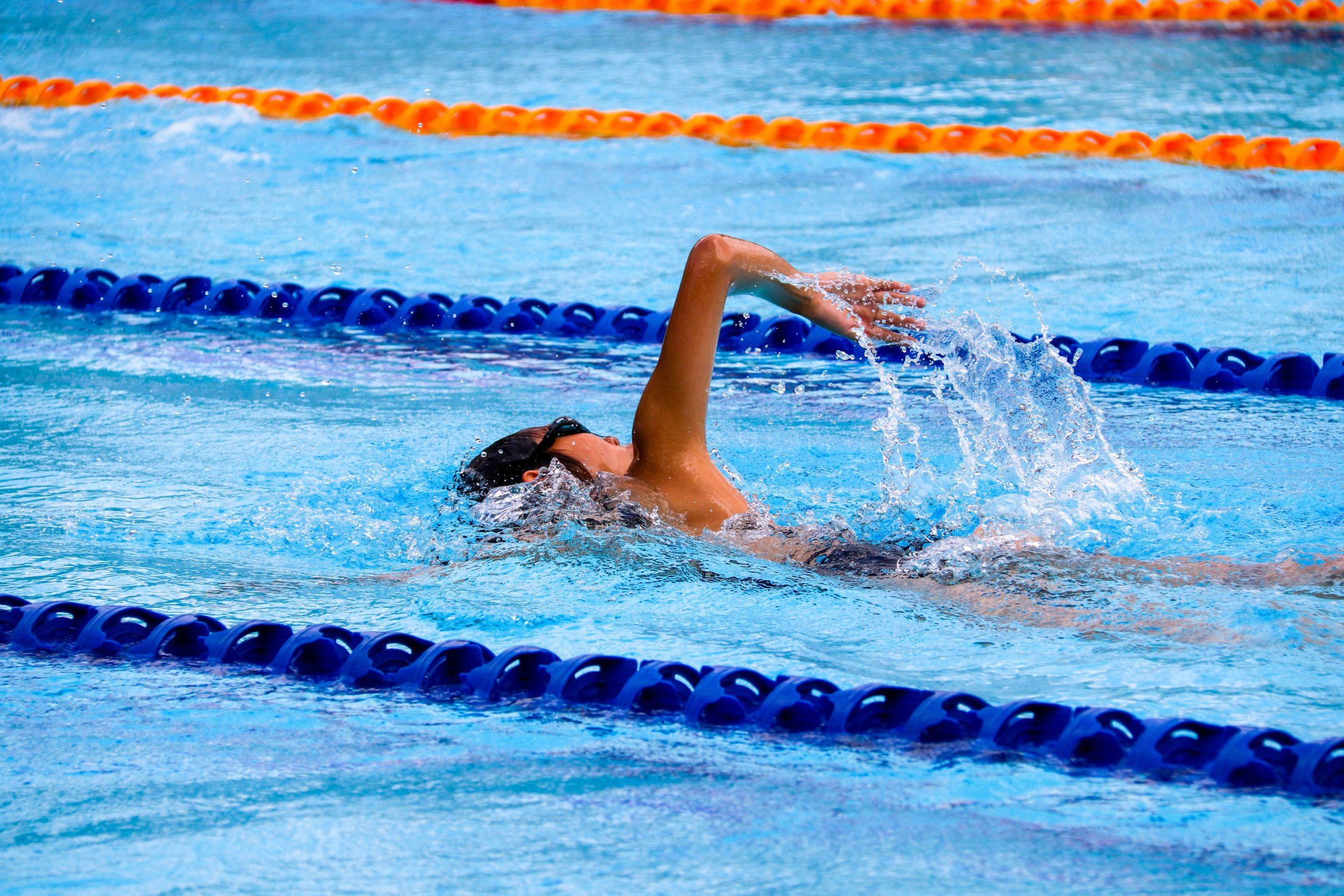 Quels sont les avantages de la natation ? 1
