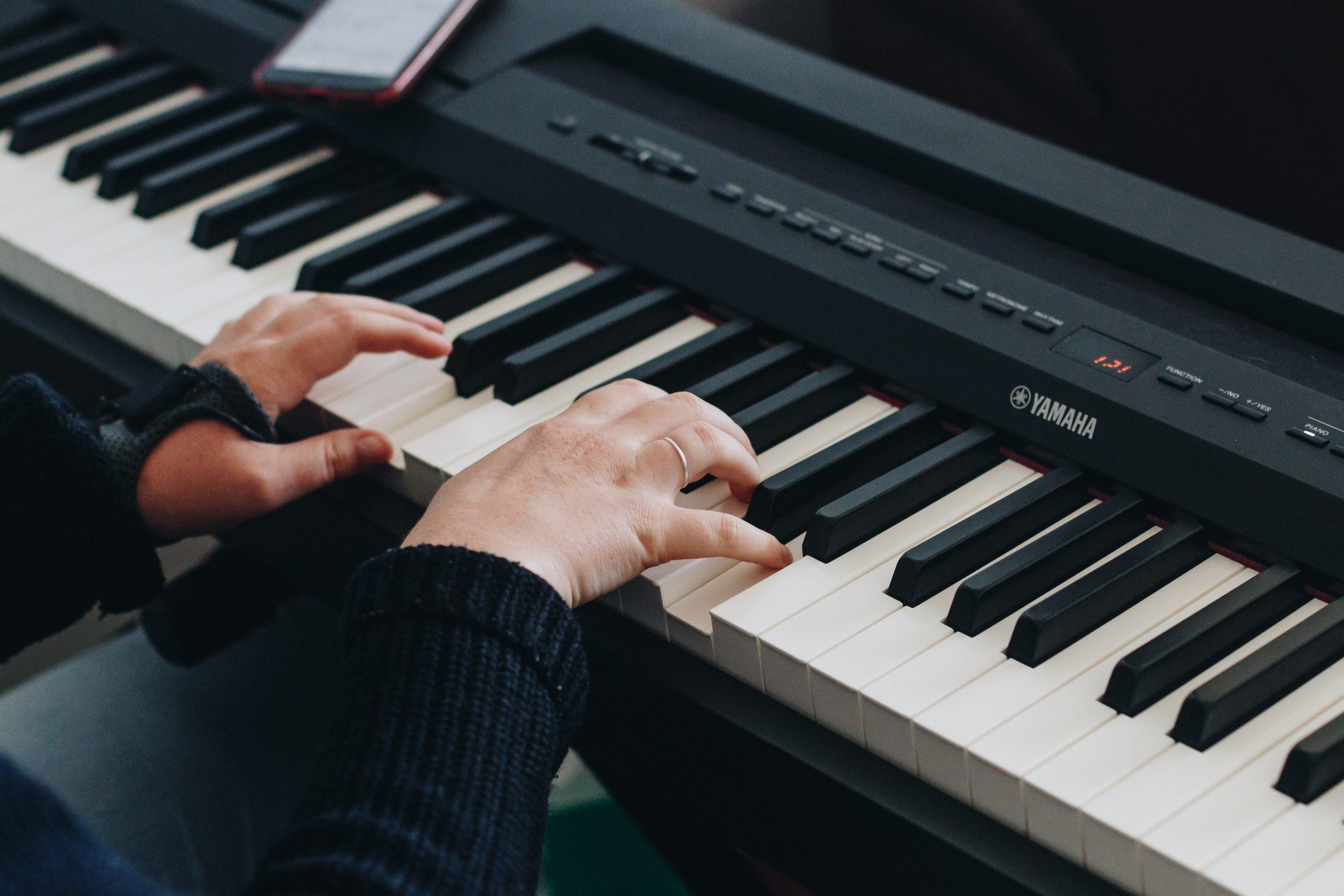 Apprendre le piano en ligne: que du bonheur! 1