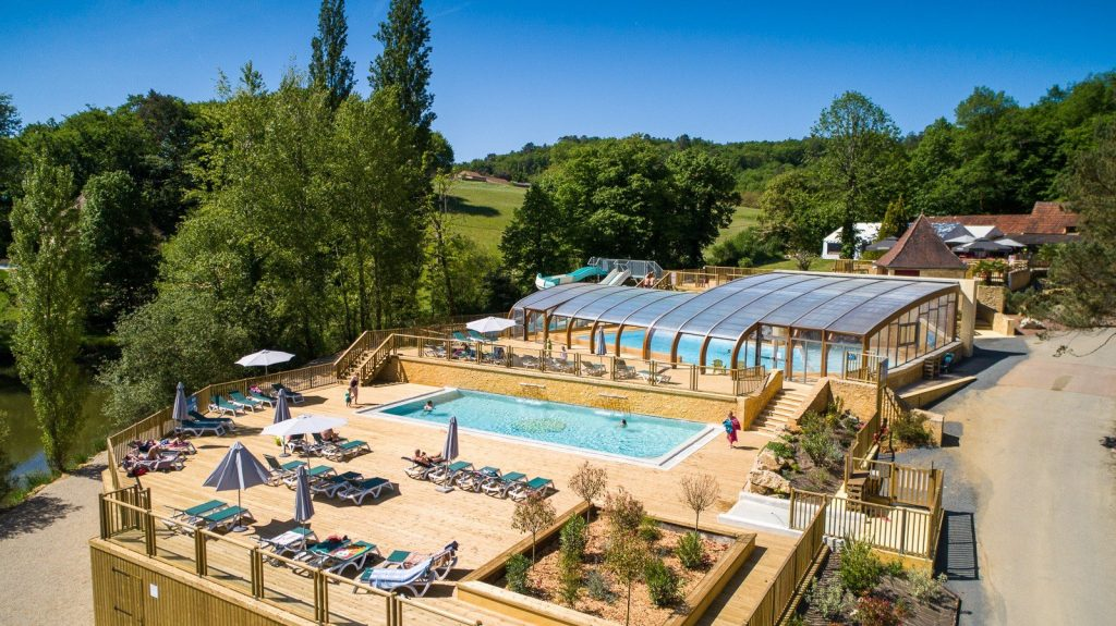 Top5 des campings près de Sarlat en Dordogne 14