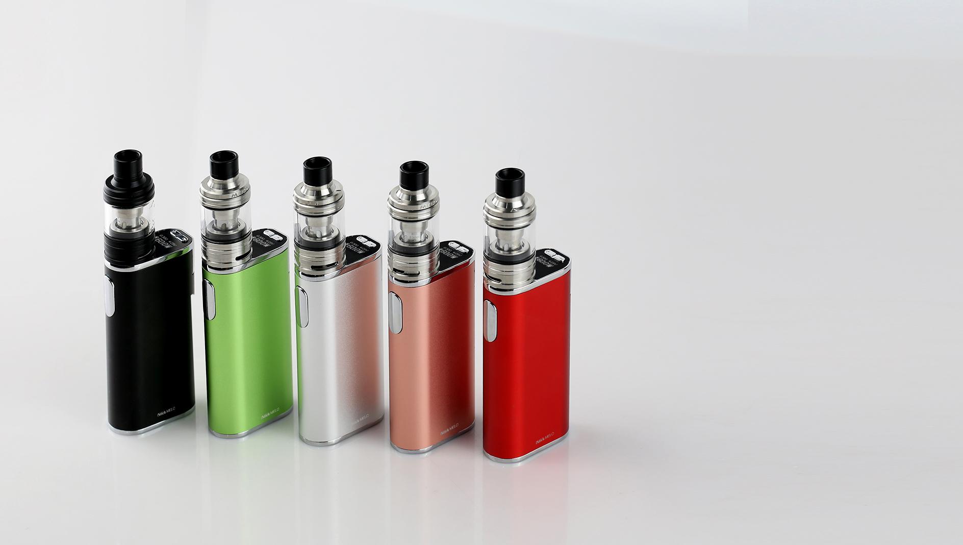 Comment remplir une cigarette électronique Eleaf ? 1