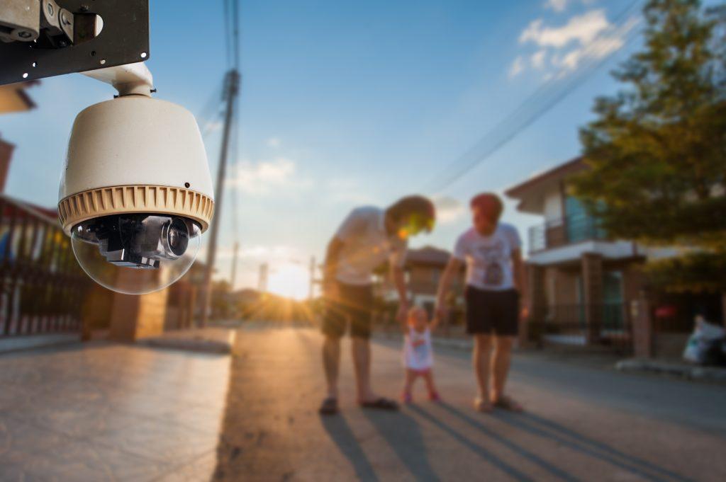 Top 5 des caméras de surveillance extérieure de 2021 4