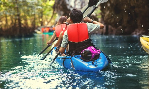 5 rivières où pratiquer le kayak en eau vive 2