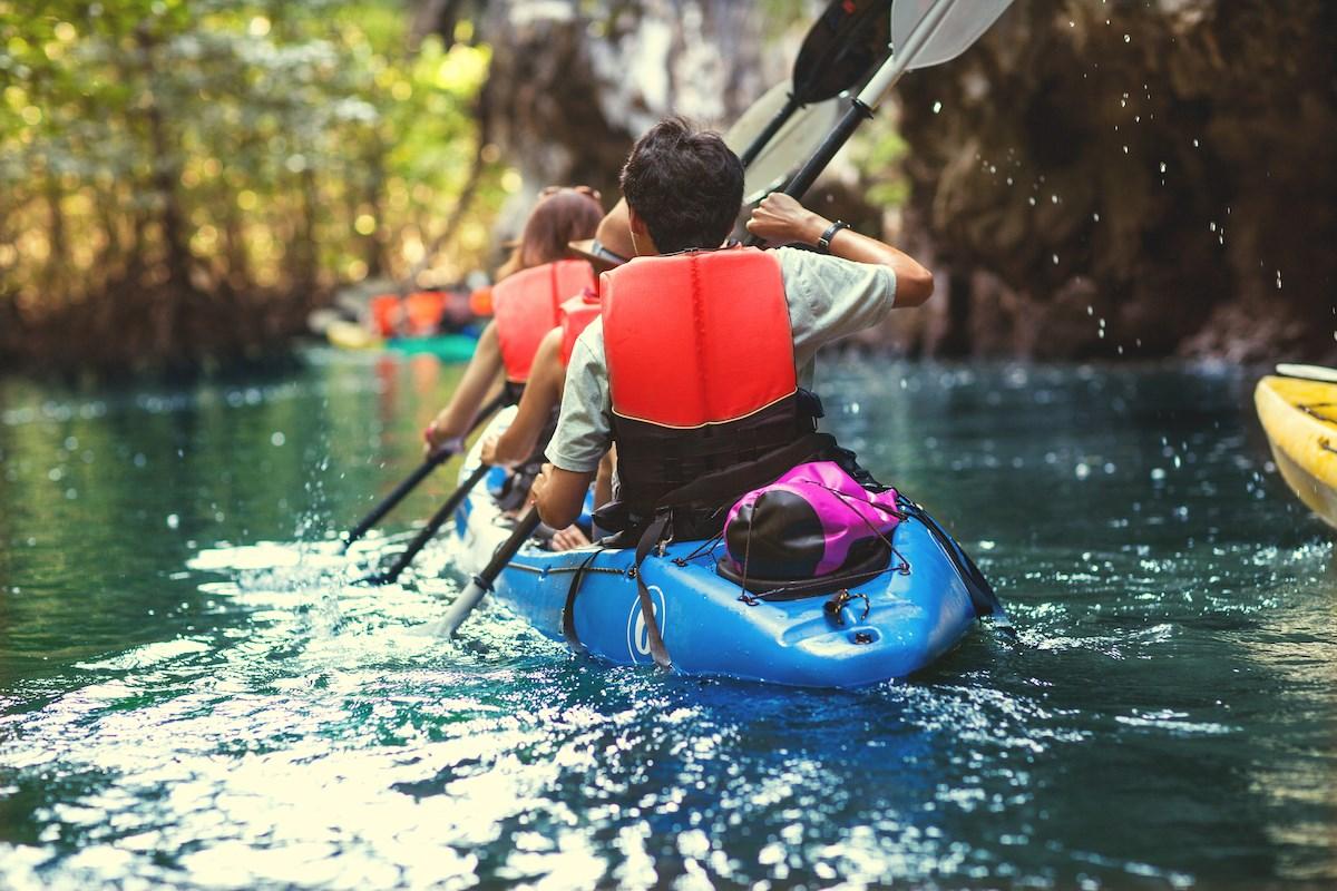 5 rivières où pratiquer le kayak en eau vive 5