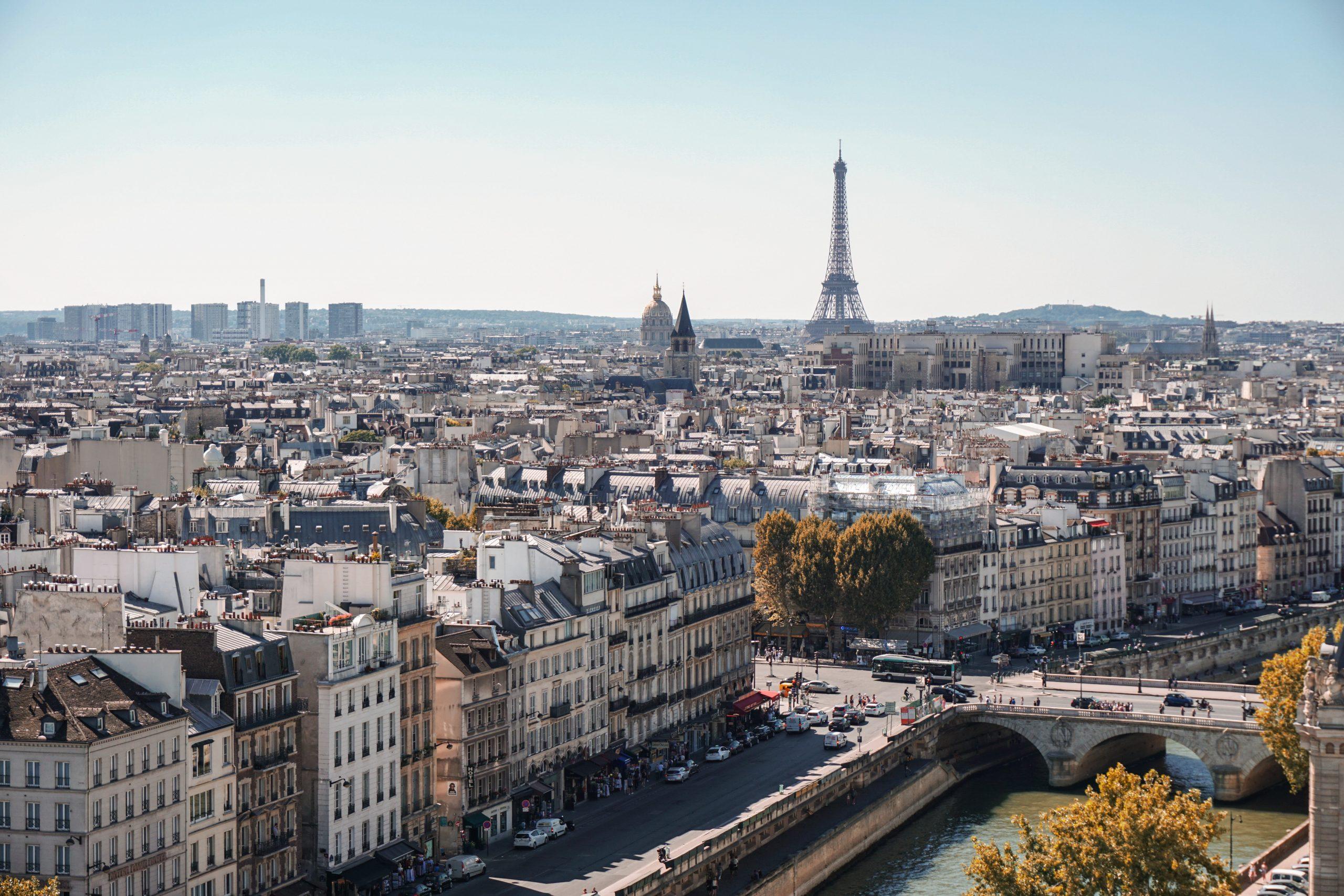 Impact de la Covid-19 sur le marché de l'immobilier à Paris 1