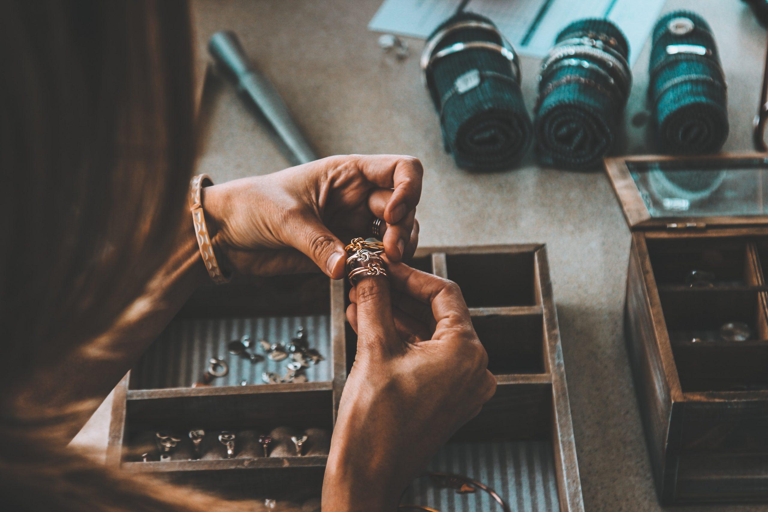 Comment prendre soin de ses bijoux ? 1
